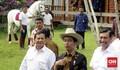 Jokowi Sambut Baik Pertemuan SBY-Prabowo