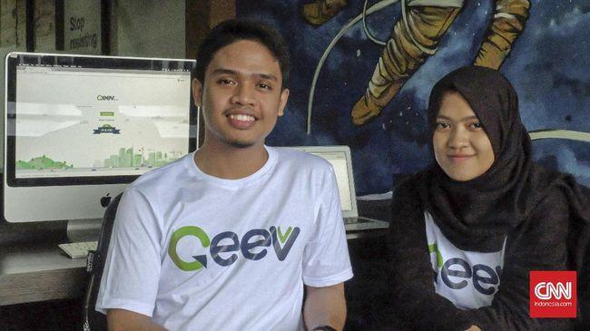 Geevv, Mesin Pencari dengan Misi Sosial Buatan Mahasiswi UI