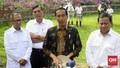 Jokowi di antara Jebakan dan Pertaruhan Aksi Massa 4 November