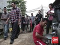 Ahok Ditolak dan Dikejar Sekelompok Orang di Rawa Belong