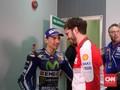 Yamaha Larang Lorenzo Bicarakan Ducati