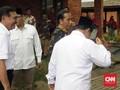 'Pertemuan Jokowi-Prabowo terkait Ketegangan Demo 4 November'