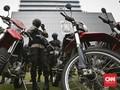 Siaga I, Polisi Kerahkan Ribuan Pasukan Kawal Demo Lanjutan