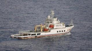 Belasan WNI Diselamatkan dari Kapal 'Sial' di Irlandia