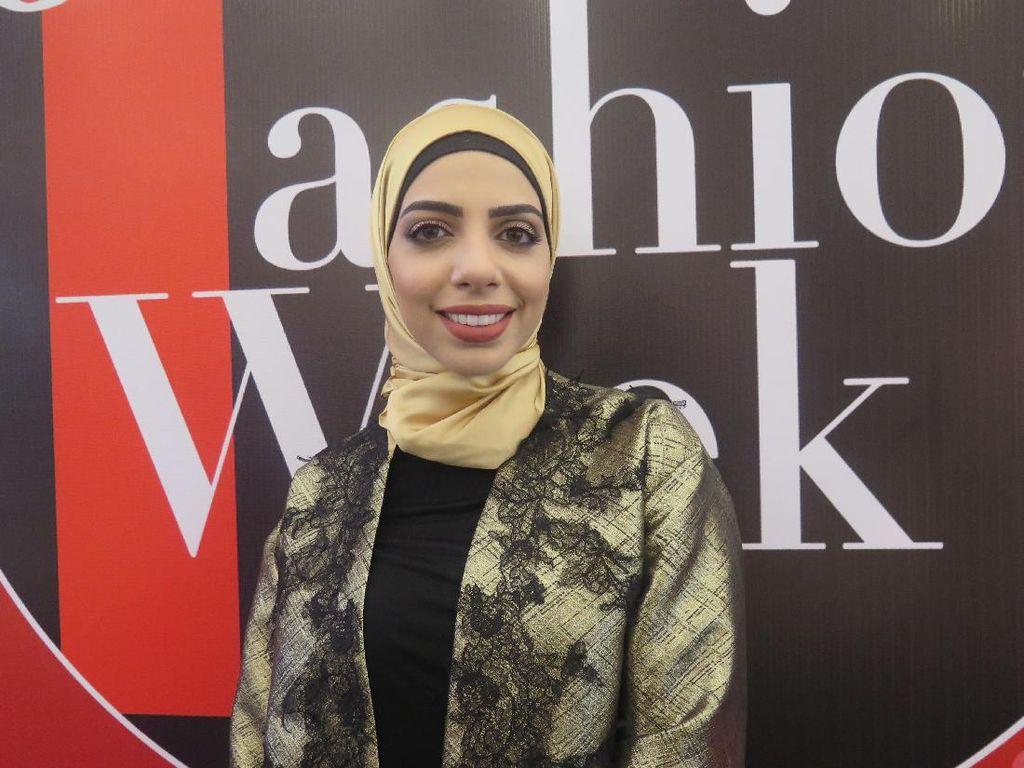 Blogger Populer Amerika Heba Jay Kagum dengan Fashion Hijab di Indonesia