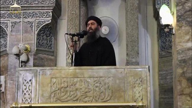 Pemimpin ISIS Al-Baghdadi Diduga Cedera dalam Serangan Mei