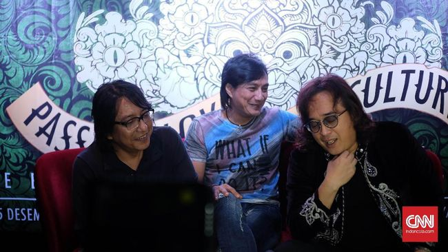 KLa Project, Gelombang yang Mendobrak 'Pop Cengeng' Indonesia