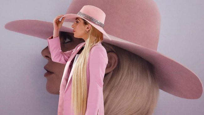 Lady Gaga Beri Dukungan untuk Kesembuhan Kanye West