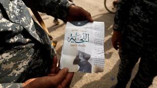 Brosur ISIS di Irak Ungkap Obsesi Terhadap Janggut dan Wanita