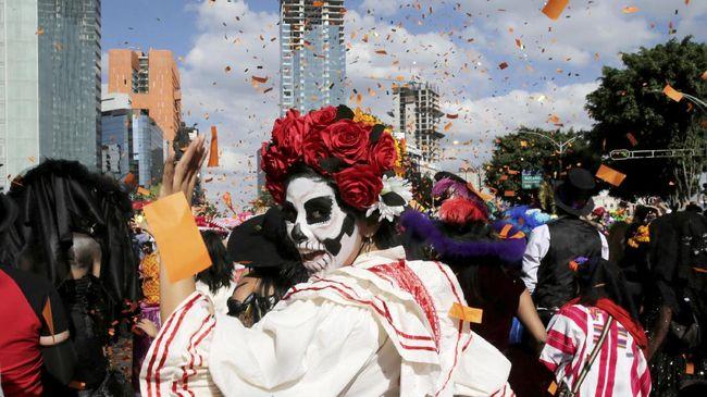 Dia de Muertos, Hari Perayaan Kematian di Meksiko