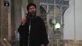 Baghdadi Serukan Serangan ke Turki Lewat Pesan Audio