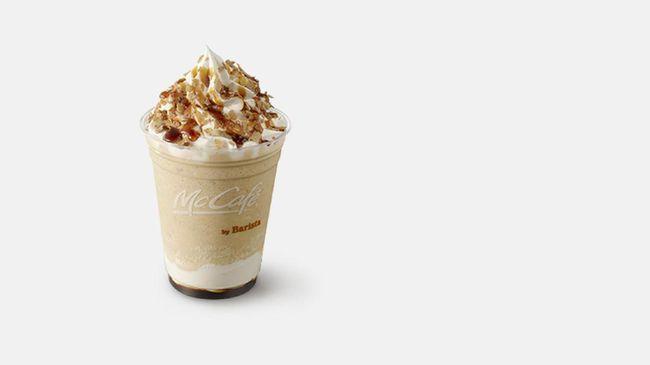 McDonald's Pamer Menu Baru 'Creme Brulee'
