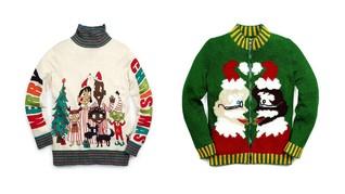 Whoopi Goldberg Luncurkan 'Sweater Buruk Rupa'