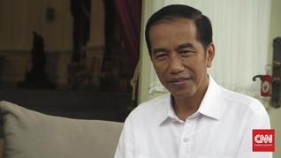Kajian Final Tanggul Raksasa Jakarta Diterima Jokowi