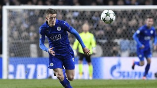 Jelang Leicester vs Man City: King Vardy Ancam Guardiola