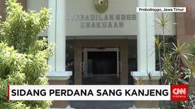 7 Pengikut Dimas Kanjeng Jalani Sidang Perdana