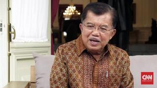 Jusuf Kalla: Kalau Tidak Mengkritik Bukan Pak Amien Rais