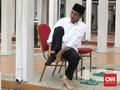 Jelang Demo Anti Ahok, Jokowi Tinggalkan Istana Kepresidenan