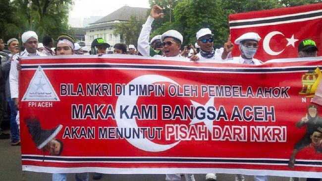 Pesan Aceh Ingin Pisahkan Diri, Kapolda Tegur Habib Rizieq