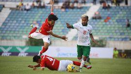 Kenangan Manis Timnas Indonesia Hajar Kirgistan 4-0