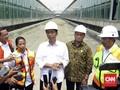 Jokowi Dorong GMF AeroAsia Jadi Bengkel Pesawat Kelas Global