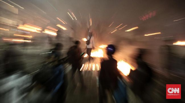 Polisi Tangkap Pengeroyok Pendukung Ahok