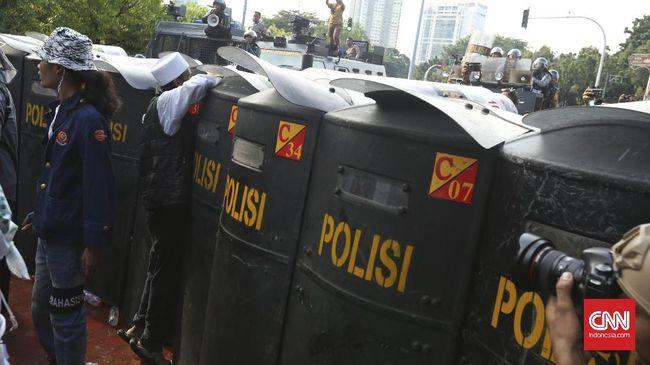 Tak Ada Pemberitahuan, Polri Ancam Bubarkan Demo 25 November
