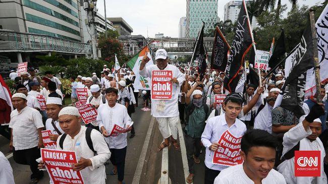 Selain Jakarta, Sejumlah Daerah Juga Gelar Aksi Tolak Ahok