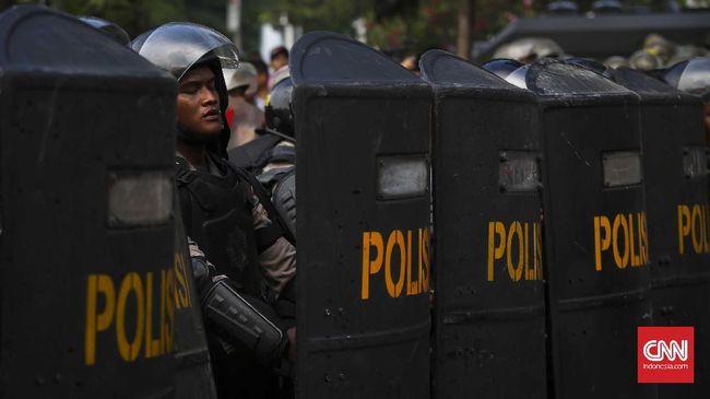 Polisi-TNI Gelar Rapat Gabungan Pengamanan Aksi 2 Desember