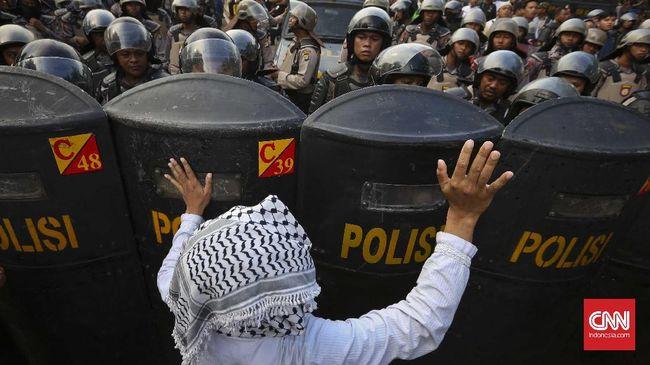 Setuju Demo di Monas, GNPF MUI Janjikan Aksi Damai