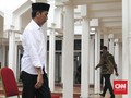 Presiden Jokowi Pilih Salat Jumat di Masjid Istiqlal