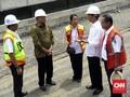 Jokowi Datang, Pembebasan Lahan Proyek Kereta Bandara Tuntas