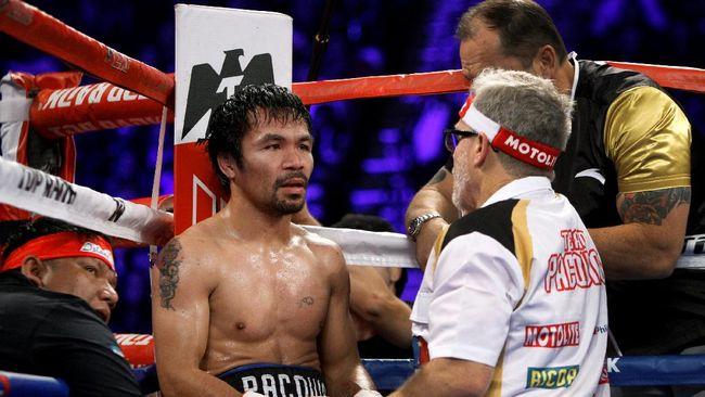 Broner: Pacquiao Meremehkan Saya