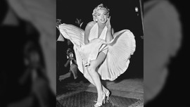 Dilelang, Piala Golden Globe Marilyn Monroe Laku Rp3,6 M