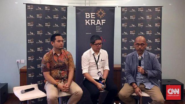2019, Bekraf Targetkan Startup Serap 12 Juta Tenaga Kerja