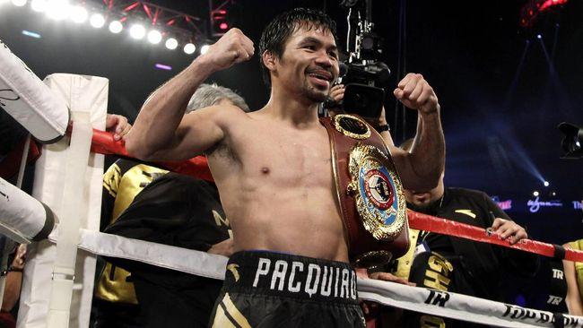 Broner Yakin Butuh Satu Pukulan untuk Menang KO Atas Pacquiao