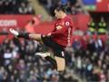 FOTO: Aksi 20 Bulan Zlatan Ibrahimovic di Manchester United