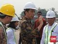 Awasi Pembangunan, Jokowi 'Enggak Mau Dibohongi'