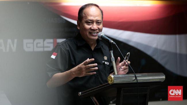 Dituding Lebih Kejam dari PKI, Menristekdikti Lapor Polisi