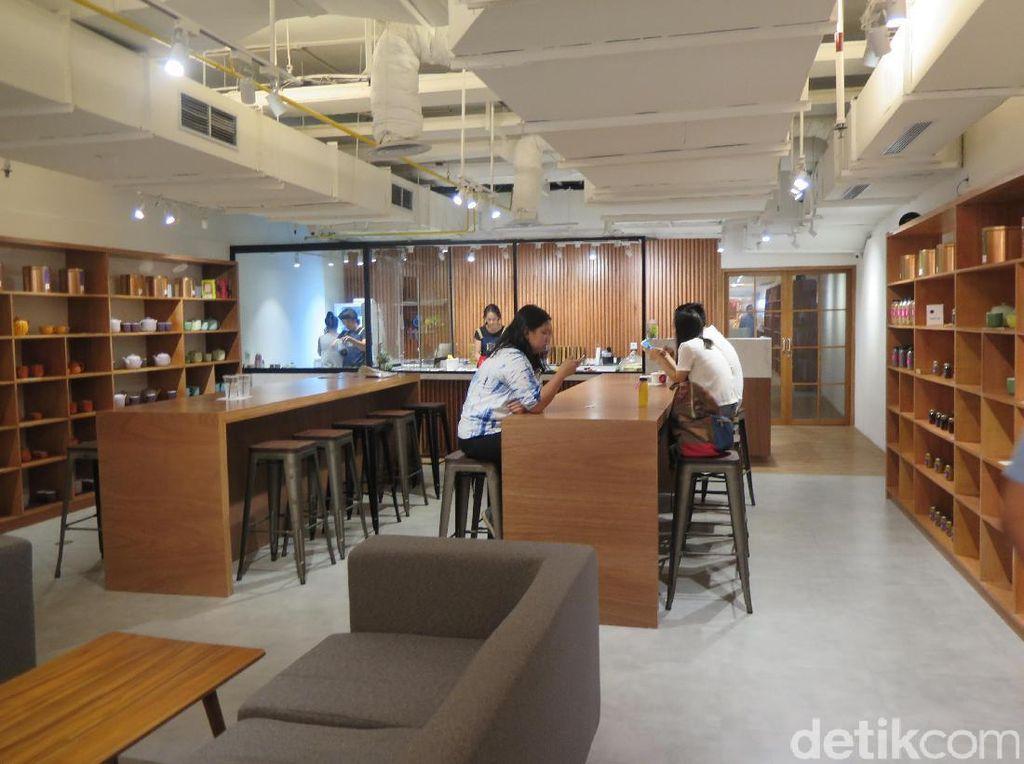 Pertama di Indonesia, Kafe dengan Menu Smoothie Acai Berry dari Brasil