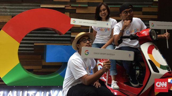 Ditjen Pajak: Google Bayar Pajak Maret-April 2017