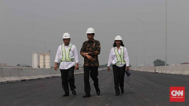 Jokowi Ungkap Alasan BUMN 'Ogah' Garap Proyek Bareng Daerah