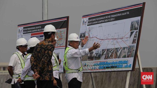Pemerintah Tambah 78 Proyek Strategis Nasional