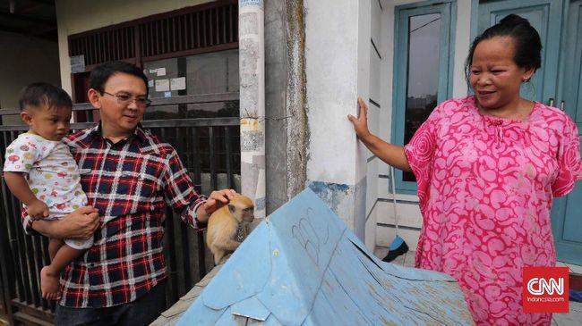 Ahok: Janji Anies Cetak 200 Ribu Wirausahawan Tak Masuk Akal
