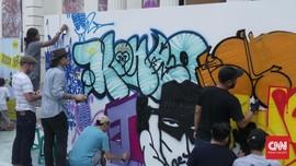 'Off the Wall': Langkah Besar Seni Graffiti