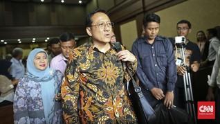 Irman Gusman Ajukan PK Kasus Suap Gula Impor Bulog
