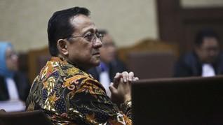 Tak Ada Novum, KPK Minta MA Tolak PK Irman Gusman