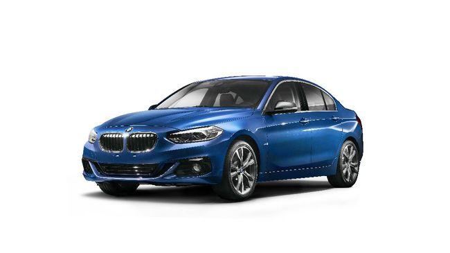Series Sedan >> Bmw 1 Series Sedan Kuasai Pasar China