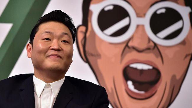 PSY Digugat Terkait Penampilannya pada 2017 di Indonesia