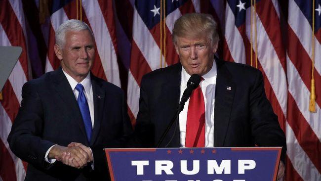 Trump Ingin NASA Jangkau Bulan Jupiter dan Tata Surya